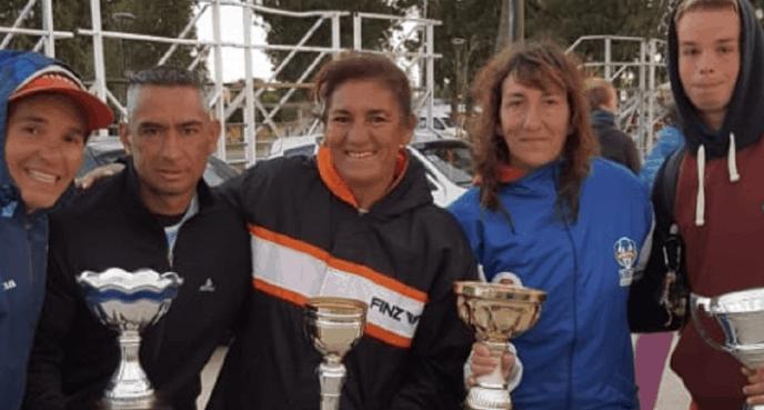 Rescatistas costeros participaron del campeonato argentino de salvamento