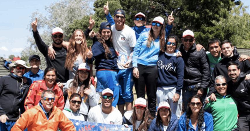 Necochea. Ya se le hizo una costumbre: YMCA Rosario se volvió a coronar campeón.